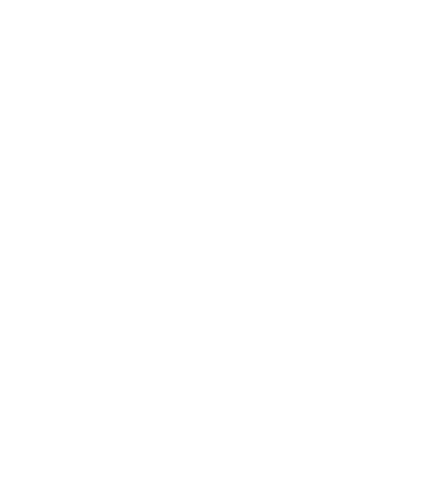 Weihnachtliche Holzhütten-Illustration