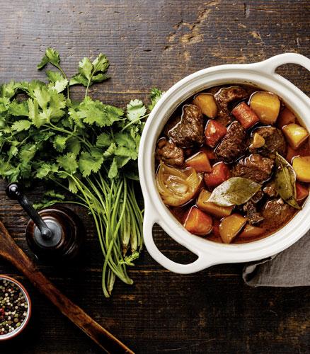 Fleisch- und Kartoffel-Eintopf